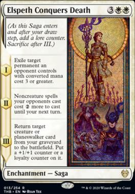 Theros Beyond Death: Elspeth Conquers Death