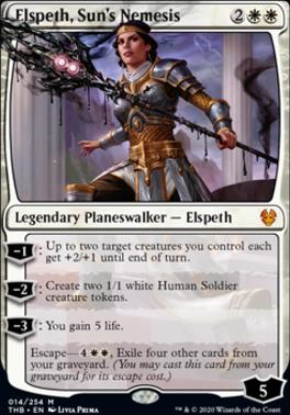 Theros Beyond Death: Elspeth, Sun's Nemesis