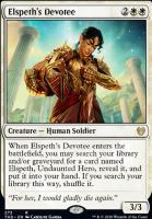 MTG:Elspeth Undaunted Hero Planeswalker FOIL Fetch Cards and Sunlit Hoplite NM