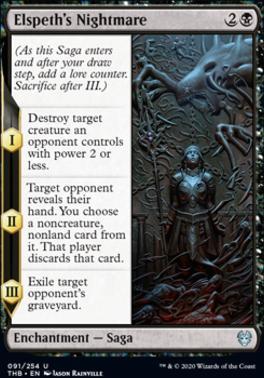 Theros Beyond Death: Elspeth's Nightmare