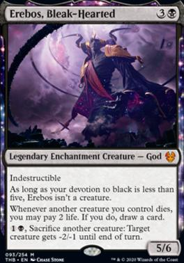 Theros Beyond Death: Erebos, Bleak-Hearted