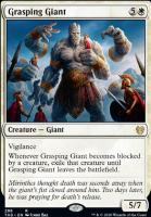 Theros Beyond Death: Grasping Giant (Theme Booster)