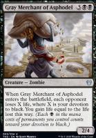 Theros Beyond Death: Gray Merchant of Asphodel