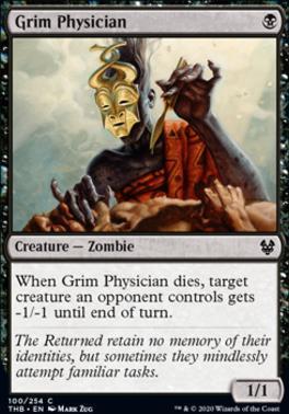 Theros Beyond Death: Grim Physician