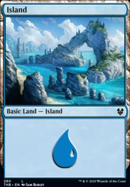 Theros Beyond Death: Island (280 B)