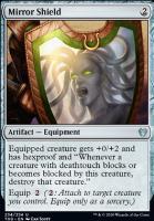 Theros Beyond Death: Mirror Shield