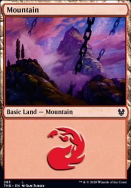 Theros Beyond Death: Mountain (285 C)