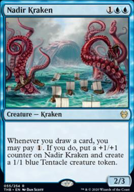 Theros Beyond Death: Nadir Kraken