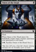 Theros Beyond Death: Omen of the Dead