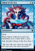 Theros Beyond Death: Omen of the Sea