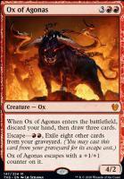 Theros Beyond Death: Ox of Agonas