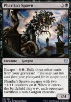 Theros Beyond Death Foil: Pharika's Spawn