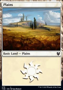 Theros Beyond Death: Plains (278 B)