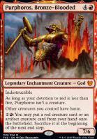 Theros Beyond Death: Purphoros, Bronze-Blooded