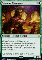 Theros Beyond Death: Setessan Champion