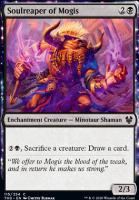 Theros Beyond Death Foil: Soulreaper of Mogis
