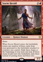Theros Beyond Death: Storm Herald