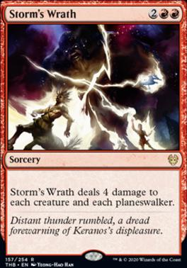 Theros Beyond Death: Storm's Wrath