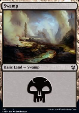Theros Beyond Death: Swamp (282 B)