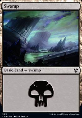 Theros Beyond Death: Swamp (283 C)