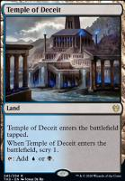 Theros Beyond Death: Temple of Deceit