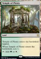 Theros Beyond Death: Temple of Plenty
