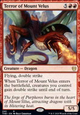 Theros Beyond Death: Terror of Mount Velus (Theme Booster)
