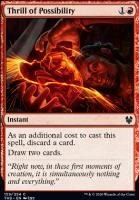 Wings of Hubris * Theros Beyond Death Foil Magic The Gathering