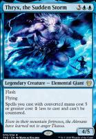 Theros Beyond Death Foil: Thryx, the Sudden Storm