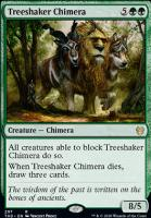 Theros Beyond Death: Treeshaker Chimera (Theme Booster)