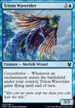 Theros Beyond Death: Triton Waverider