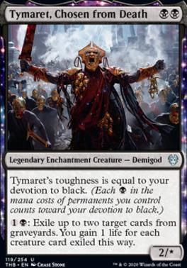 Theros Beyond Death: Tymaret, Chosen from Death