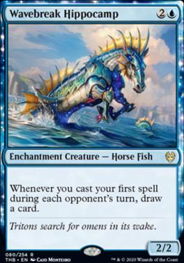 Theros Beyond Death: Wavebreak Hippocamp