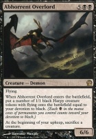 Theros Foil: Abhorrent Overlord