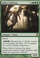 Theros Foil: Arbor Colossus