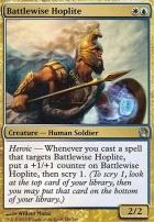 Theros Foil: Battlewise Hoplite