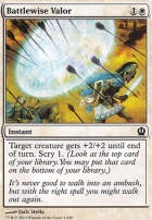 Theros Foil: Battlewise Valor