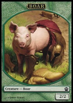 Theros: Boar Token