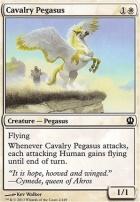 Theros Foil: Cavalry Pegasus