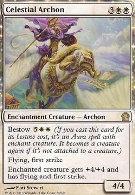 Theros Foil: Celestial Archon