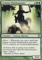 Theros Foil: Centaur Battlemaster