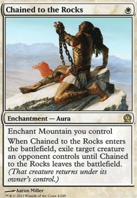 Theros: Chained to the Rocks