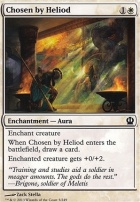 Theros Foil: Chosen by Heliod