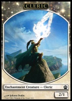 Theros: Cleric Token