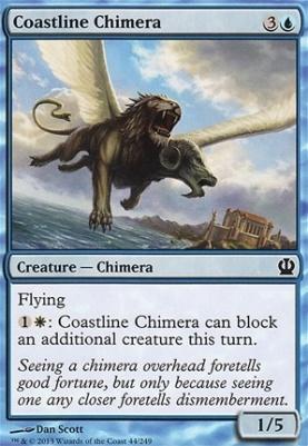 Theros: Coastline Chimera