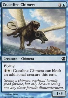 Theros Foil: Coastline Chimera