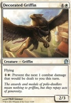 Theros: Decorated Griffin