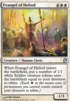 Theros: Evangel of Heliod