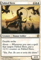 Theros Foil: Fabled Hero