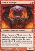Theros Foil: Fanatic of Mogis